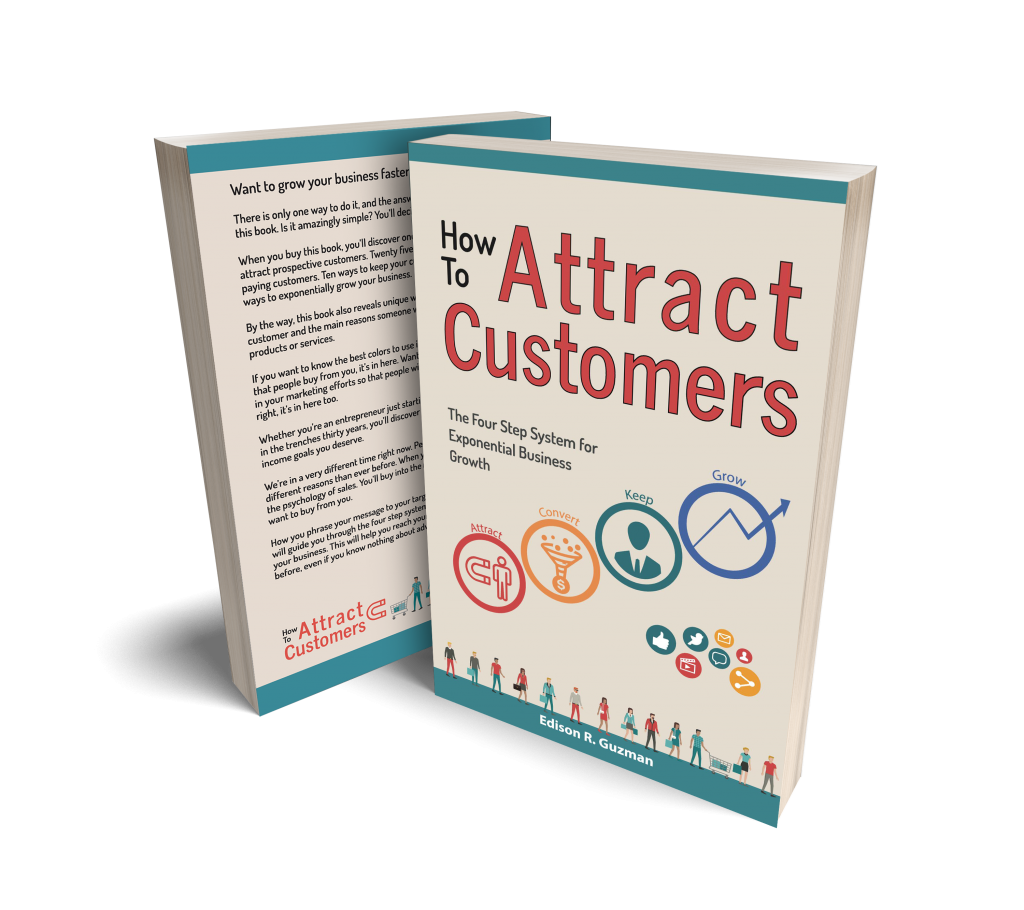 How To Attract Customers Book